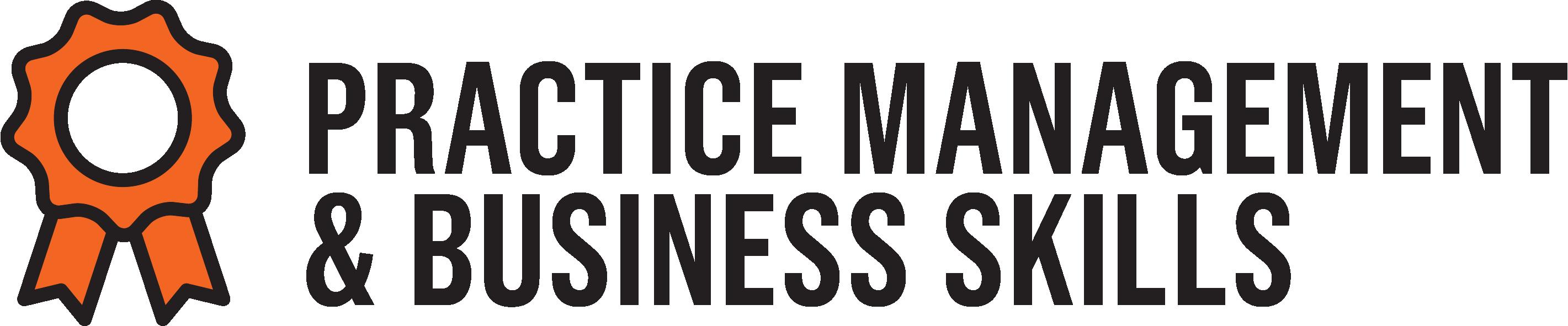 practice management & business skills