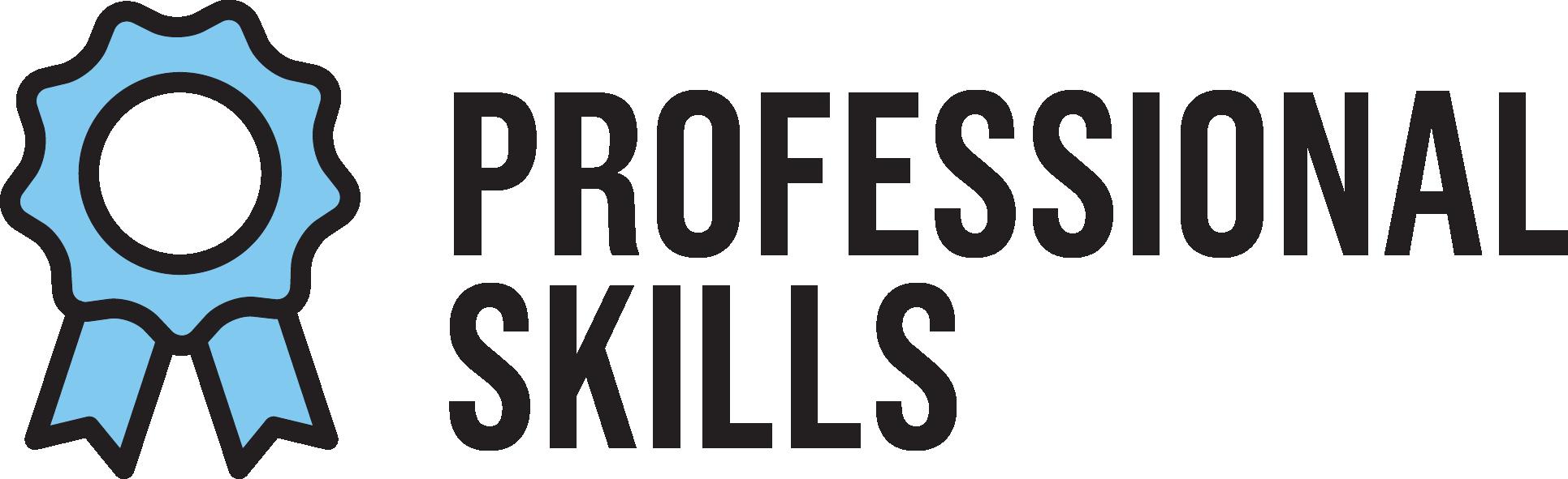 Professional skillls